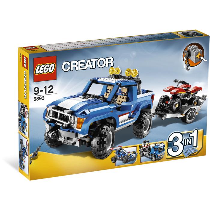 lego off road power set 5893 brick owl lego marketplace. Black Bedroom Furniture Sets. Home Design Ideas