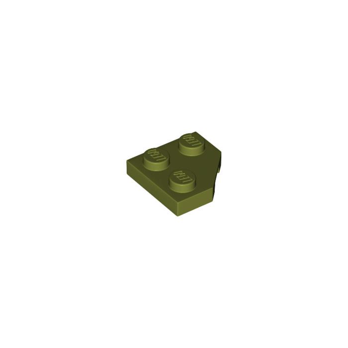 15 NEW LEGO Wedge 2 x 2  Slope 45 Corner white