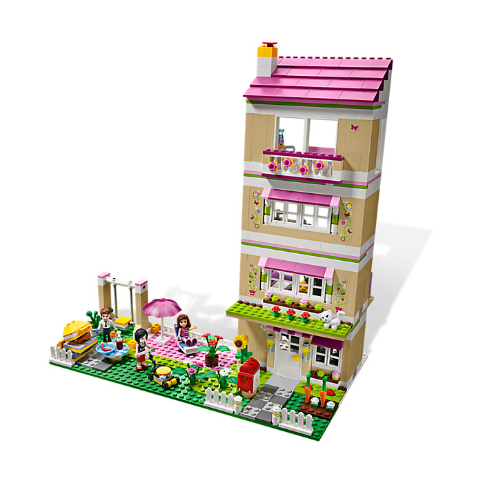 lego olivia 39 s house set 3315 brick owl lego marketplace. Black Bedroom Furniture Sets. Home Design Ideas