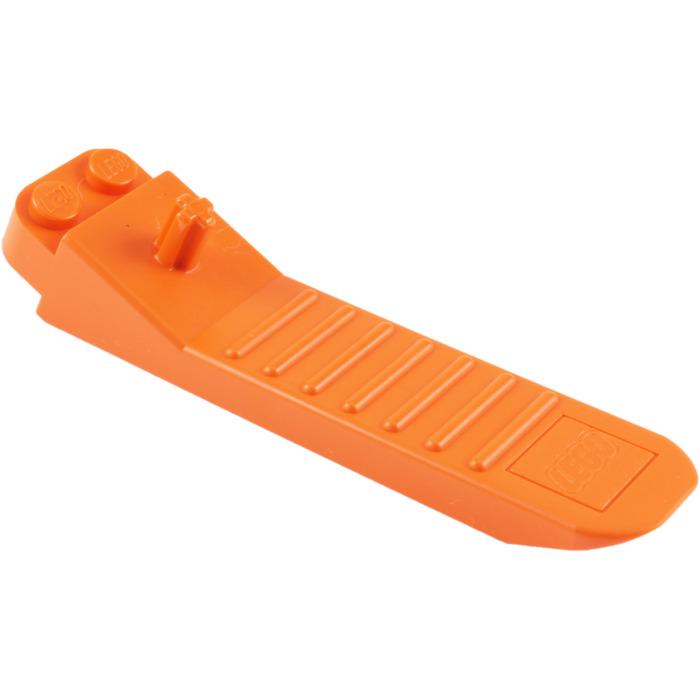 Parts /& Accessories 5x LEGO NEW Orange Brick and Axle Separator 96874
