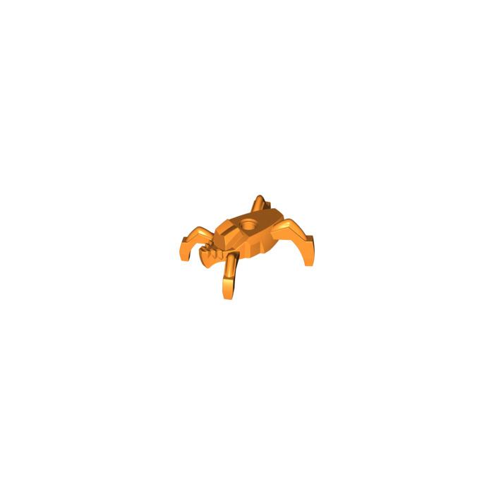 Lego Orange Hero Factory Hopping Bug Base 15354 Brick Owl Lego