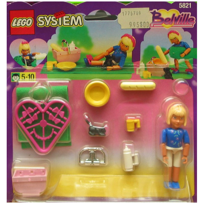 LEGO Pamela's Picnic Time Set 5821