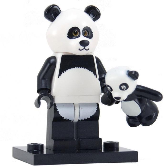 LEGO Panda Bear Building Instructions - Frugal Fun For Boys and Girls