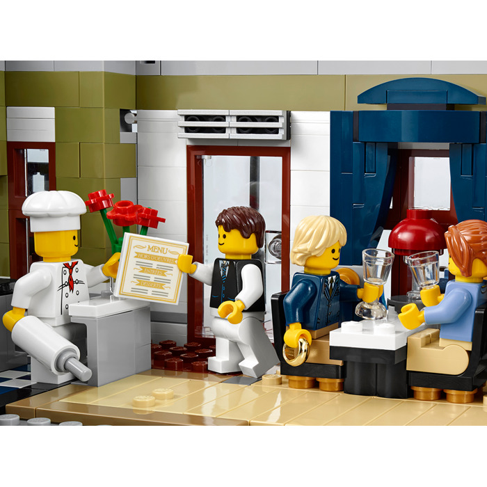 Lego Parisian Restaurant Set 10243 Brick Owl Lego Marketplace