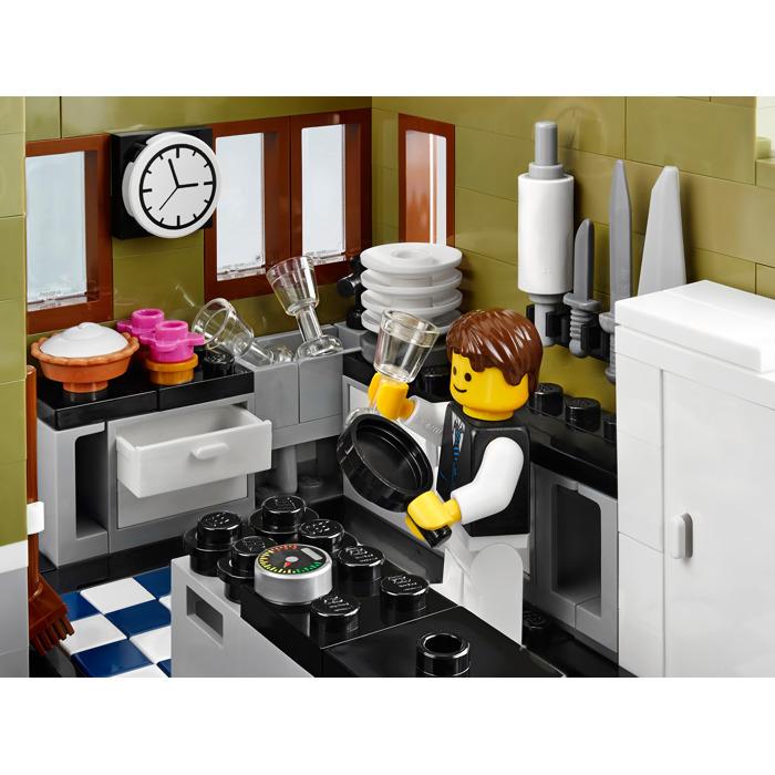 Как сделать в лего кухню