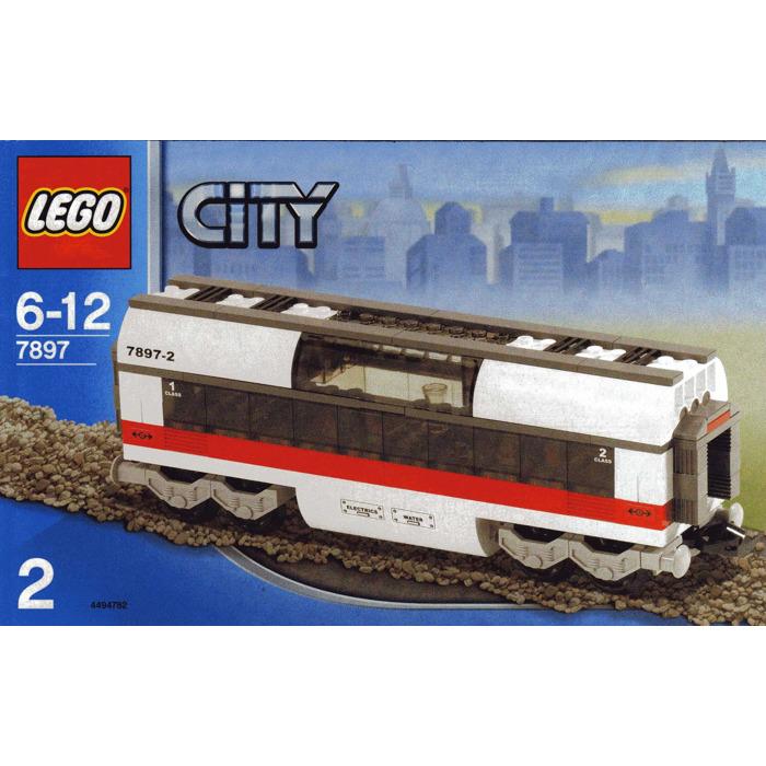 Lego Passenger Train Set 7897 Instructions Brick Owl Lego