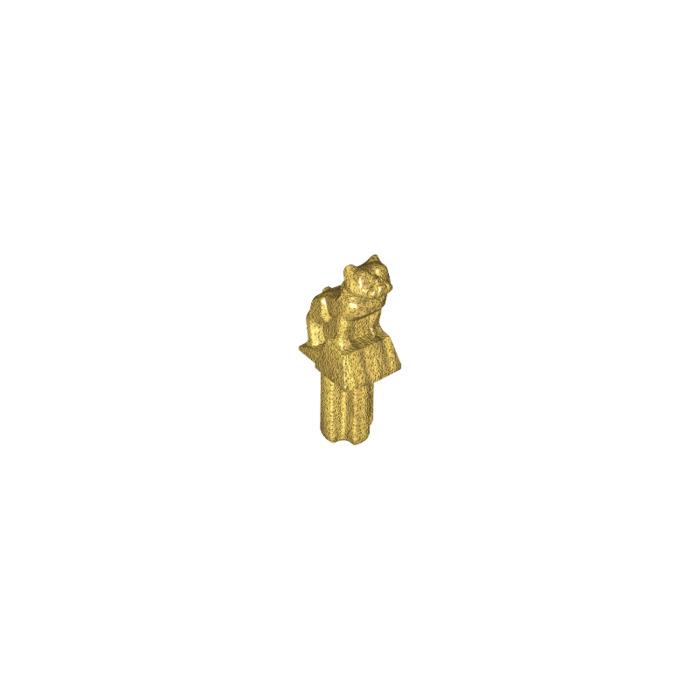 Lego Pearl Gold Mack Truck Hood Bulldog 35846 Brick Owl Lego