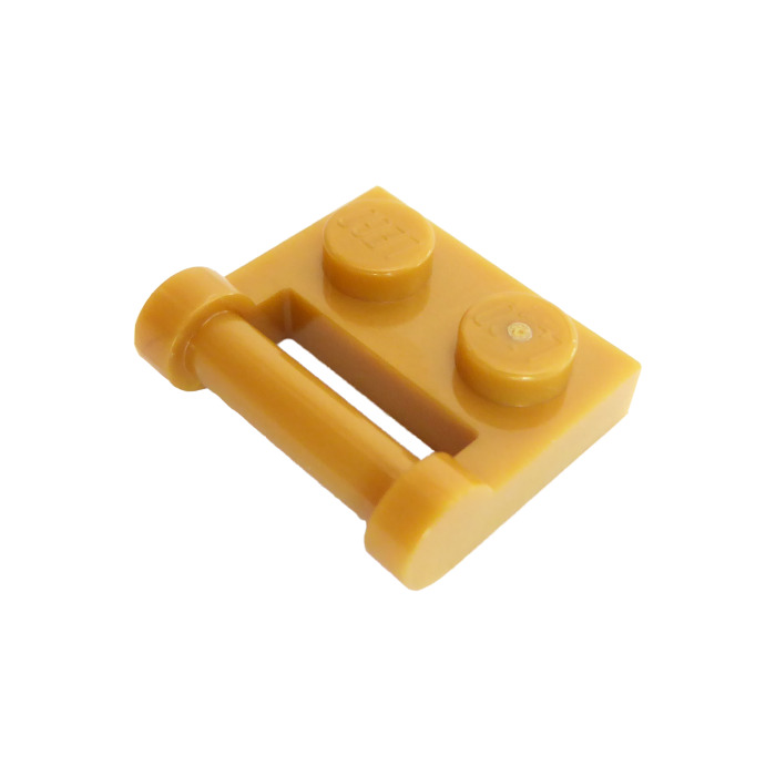 Flat 1x2 Handle NEW NEW red bright red 6 x LEGO 48336 Plate Handle