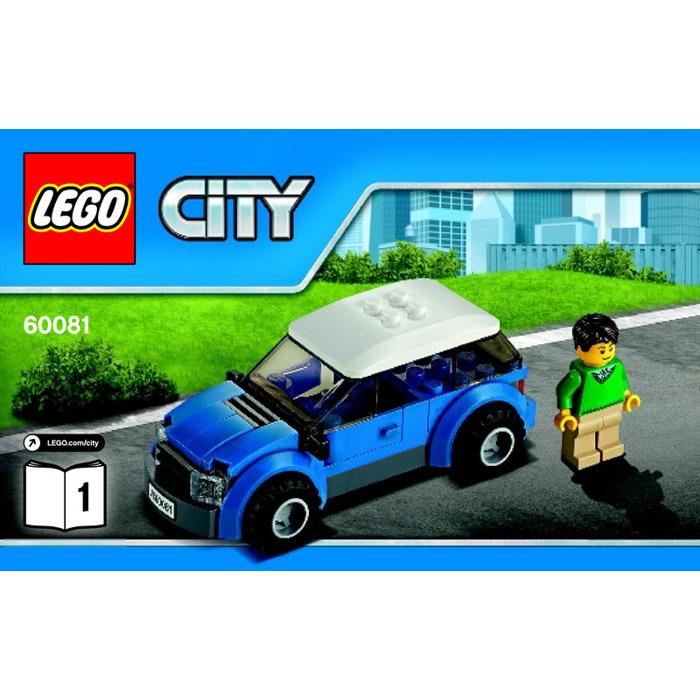 Lego Pickup Tow Truck Set 60081 Instructions Brick Owl Lego