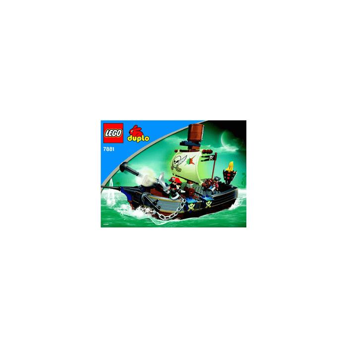Lego Pirate Ship Set 7881 Instructions Brick Owl Lego Marketplace