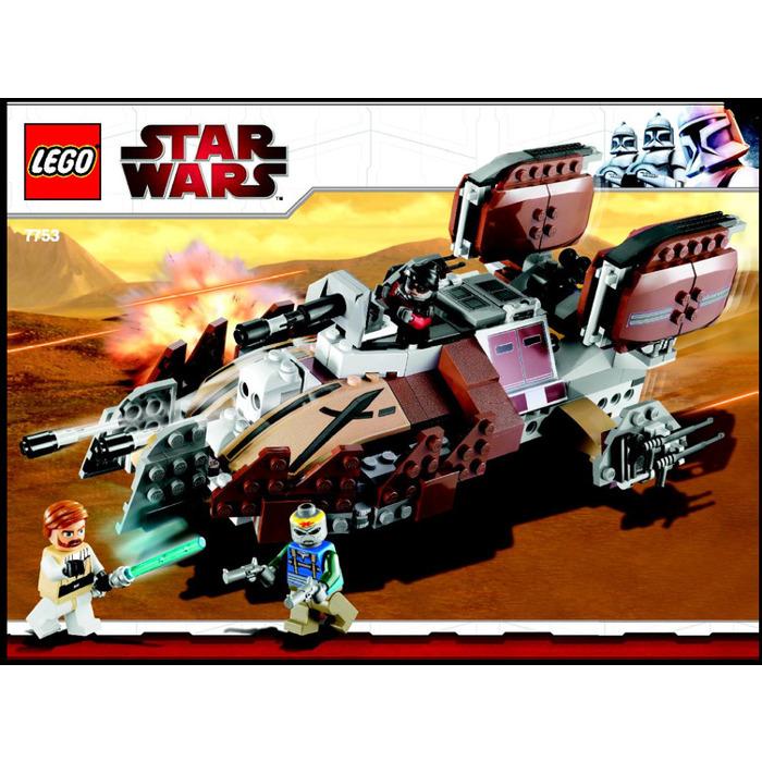 Lego Pirate Tank Set 7753 Instructions Brick Owl Lego Marketplace