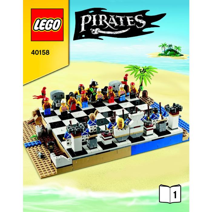 Lego Piratesminifgspng Lego Movie 70810 Metal Beards Sea Cow