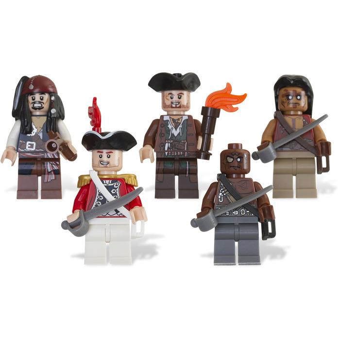 Lego Pirates Of The Caribbean Battle Pack Set 853219 Brick Owl