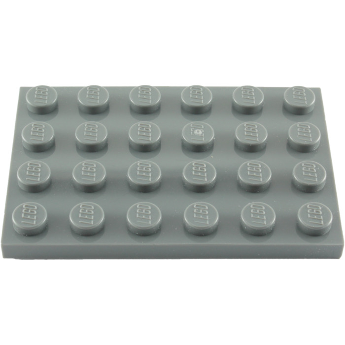 10 NEW LEGO Plate 4 x 6 BRICKS Tan