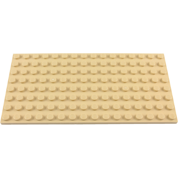 16 x Plaque plate LEGO STAR WARS Tan plate 4 x 8 ref 3035 Set 8092 10179 7754