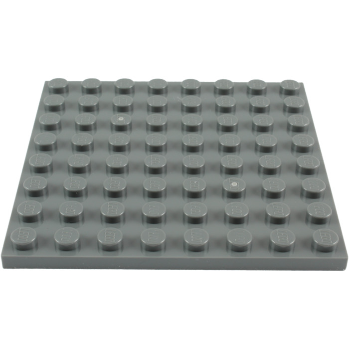 Lego 5 New Black Plates 4 x 4 Pieces