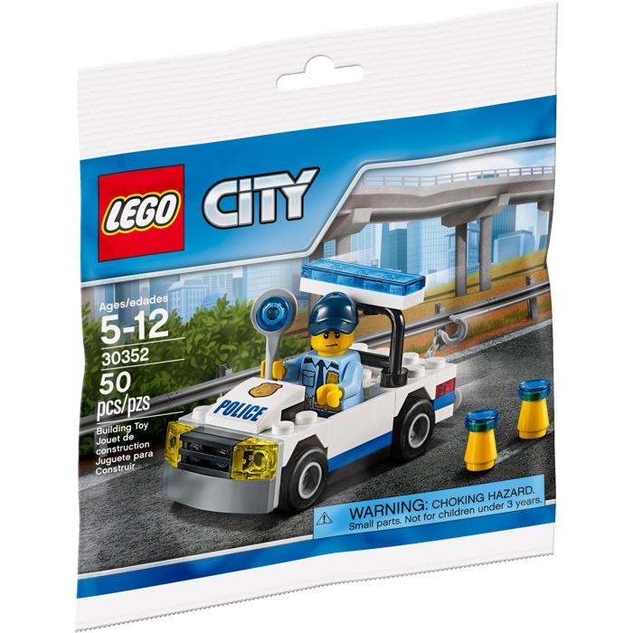 LEGO Police Car Set 30352 | Brick Owl - LEGO Marketplace