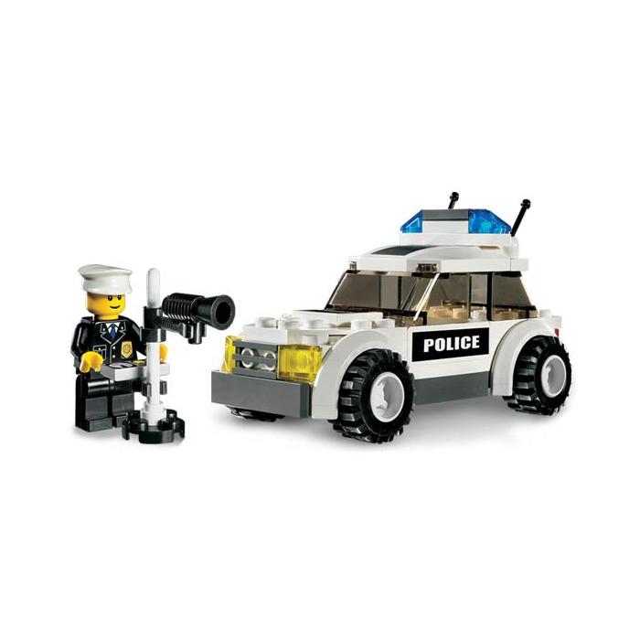 Lego Police Car Parts