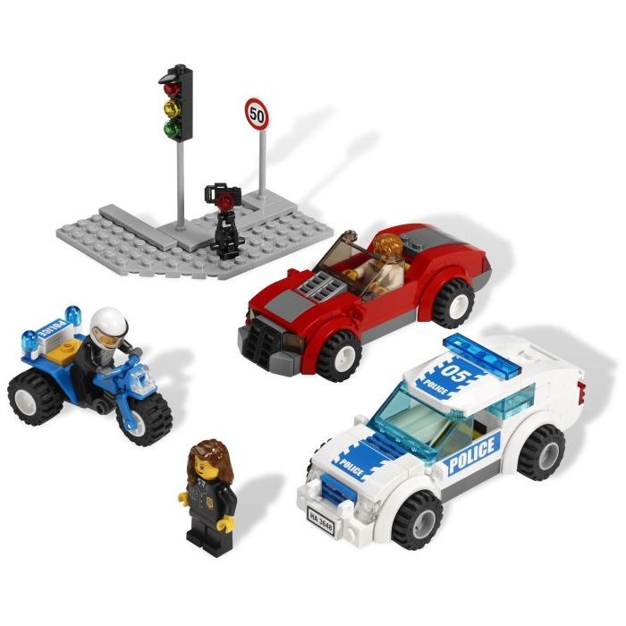 LEGO Police Chase Set 3648 | Brick Owl - LEGO Marketplace
