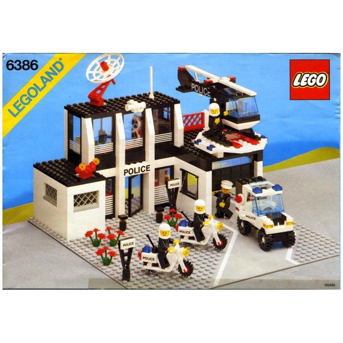 Lego Garage Roller Door Section With Handle 4219 Comes In Brick