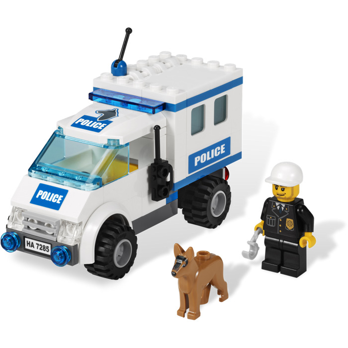Lego City Police Dog Unit Uk