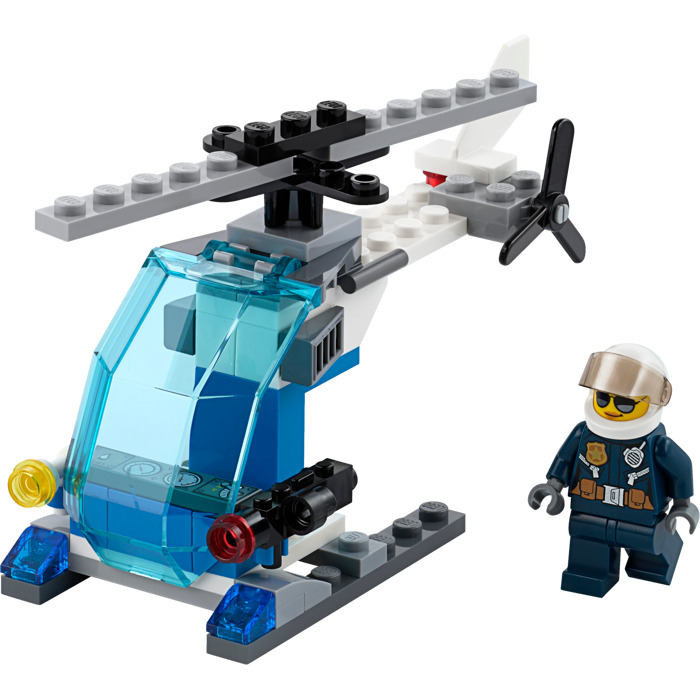 lego city police helicopter with Lego Police Helicopter Set 30351 on Police Helicopter likewise Playmobil 6285 3 Polizisten Blau together with C0 D6 B8 DF B3 C7 CA D0 CF B5 C1 D0 D6 B1 C9 FD BB FA furthermore Lego City Police Helicopter Surveillance Set 51 31 Down From 74 99 likewise Lego City Crooks Hideout 60068.