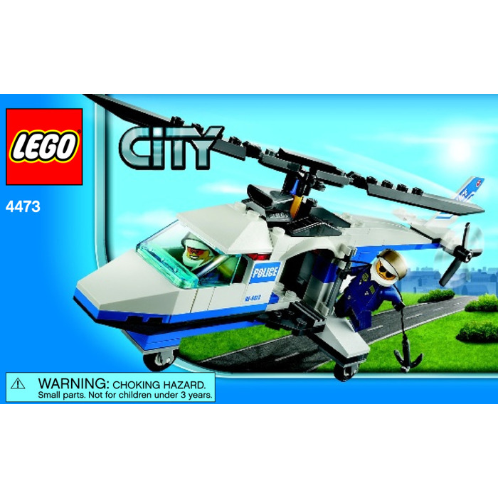 lego city police helicopters with Lego Police Helicopter Set 4473 Instructions on P567846 together with Lego 60046 Helicopter Surveillance additionally Lego City Police Station Coloring Page Sketch Templates likewise Review 71266 Chase Mccain besides Lego Police Helicopter Set 4473 Instructions.