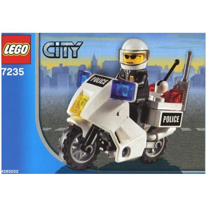 Lego Police Motorcycle Set 7235 1 Brick Owl Lego