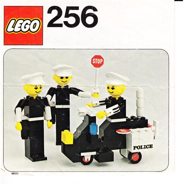 Lego Police Set Instructions