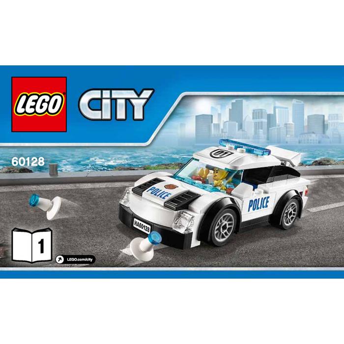 Lego Police Pursuit Set 60128 Instructions Brick Owl Lego