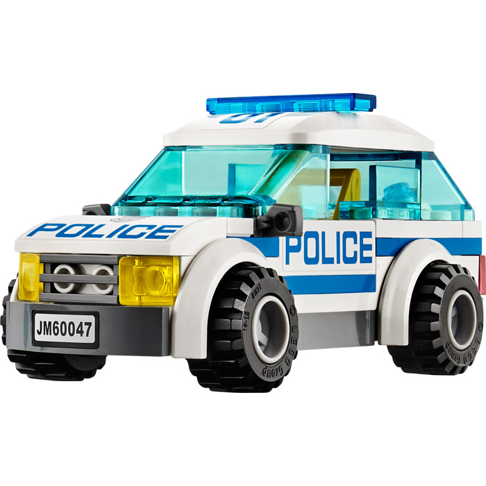 lego police truck instructions 60043