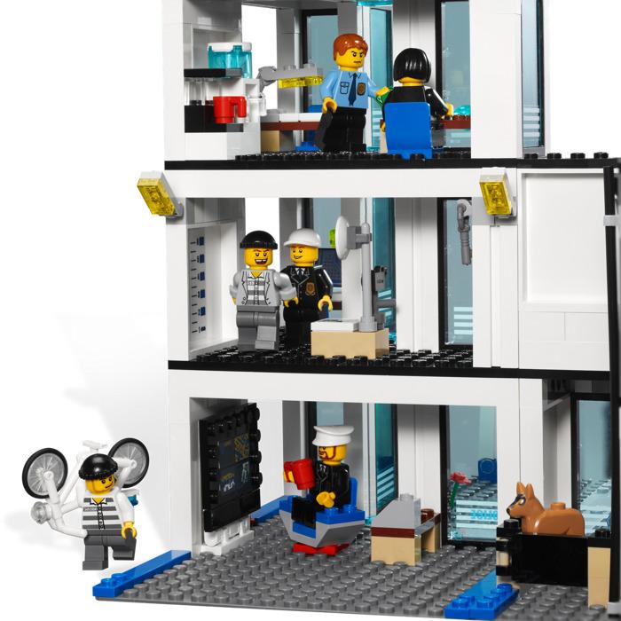 lego city police instructions