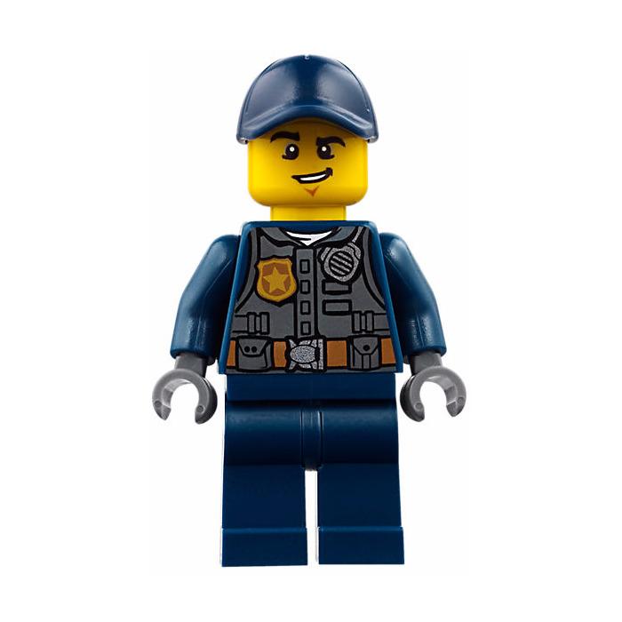 LEGO Policeman Minifigure | Brick Owl - LEGO Marketplace