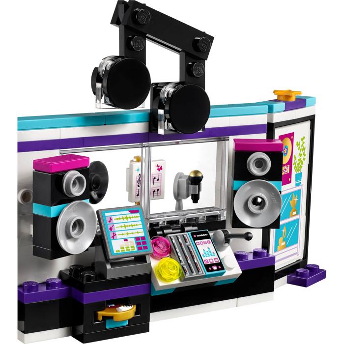 lego pop star recording studio set 41103 brick owl lego marketplace. Black Bedroom Furniture Sets. Home Design Ideas