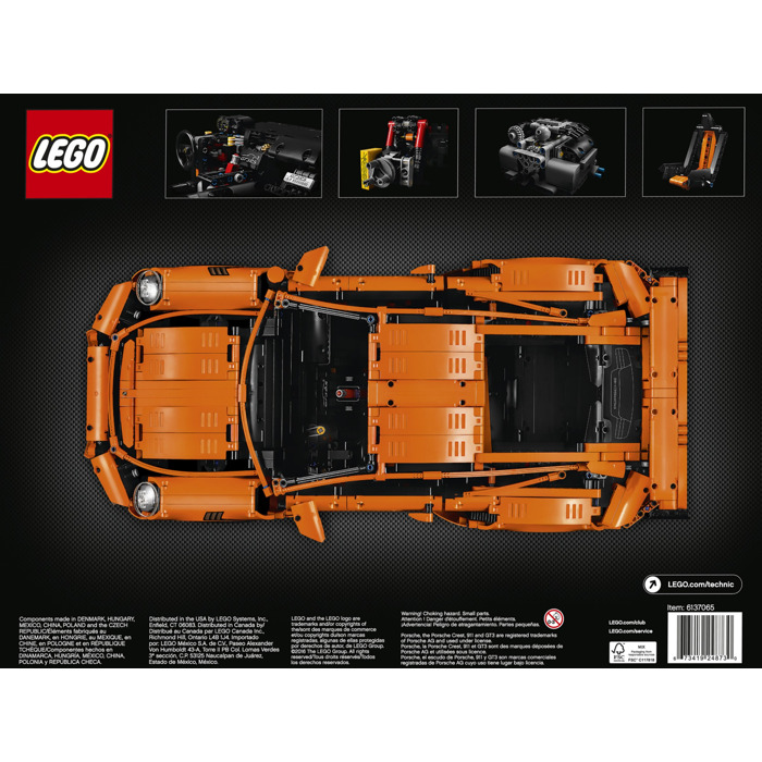 lego porsche 911 gt3 rs set 42056 brick owl lego. Black Bedroom Furniture Sets. Home Design Ideas