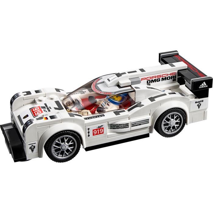 lego porsche 919 hybrid and 917k pit lane set 75876. Black Bedroom Furniture Sets. Home Design Ideas