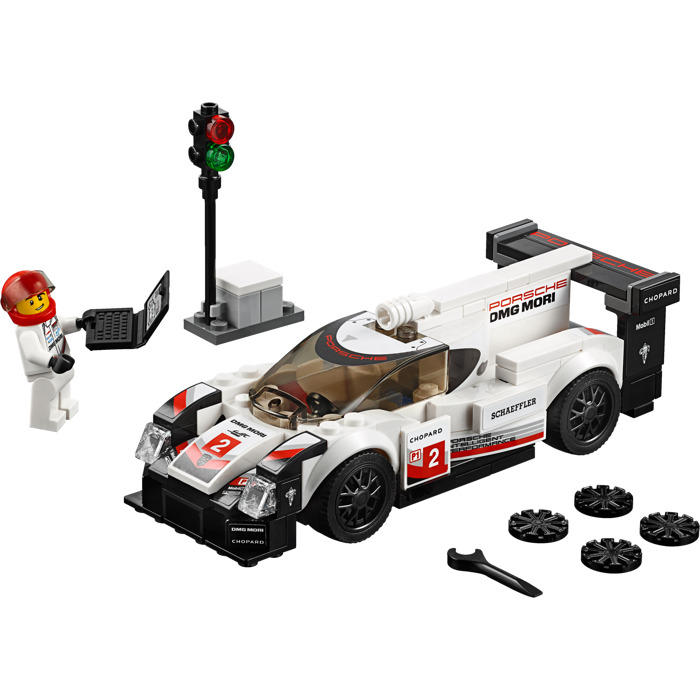 lego porsche 919 hybrid set 75887 brick owl lego. Black Bedroom Furniture Sets. Home Design Ideas