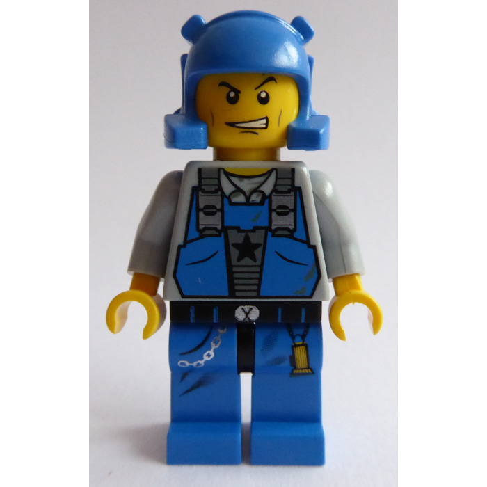 Lego Power Miner Minifigure new
