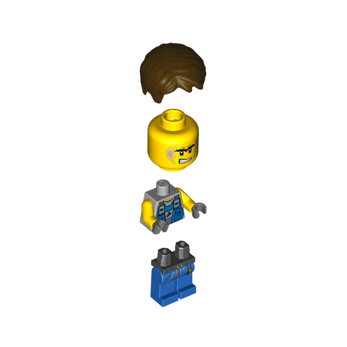 image lego minifigures face - photo #30