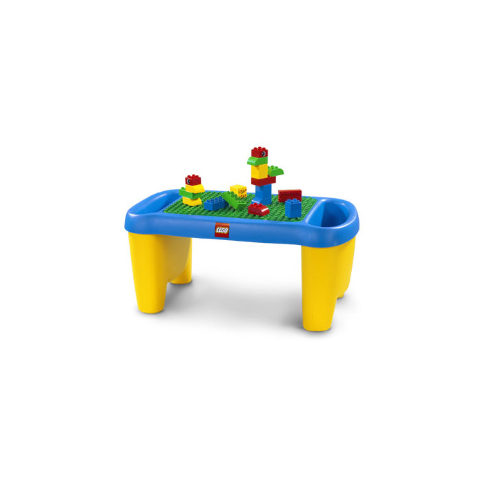 Duplo Table Toddler Activity Table Ikea Kid Play Table