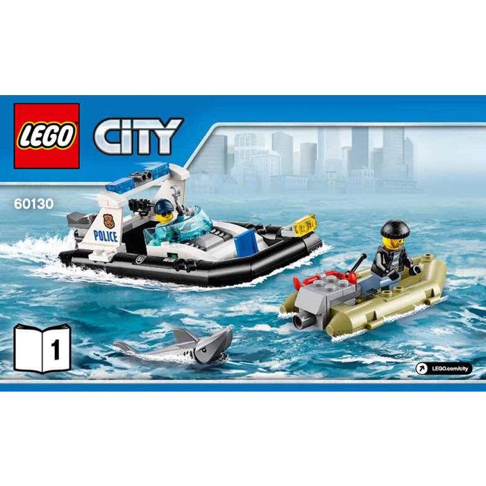 Lego Prison Island Set 60130 Instructions Brick Owl Lego Marketplace