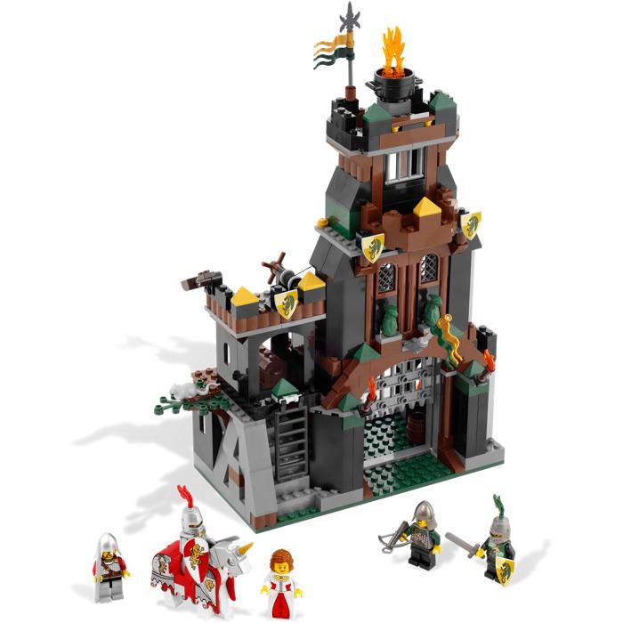 Lego Prison Tower Rescue Set 7947 Brick Owl Lego Marketplace