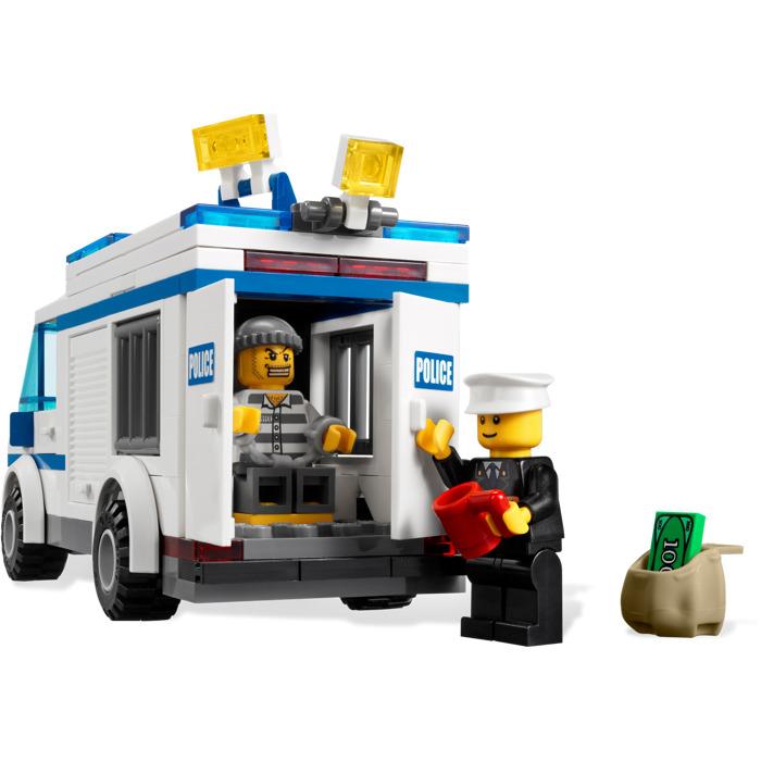Lego Prisoner Transport Set 7286 Brick Owl Lego Marketplace