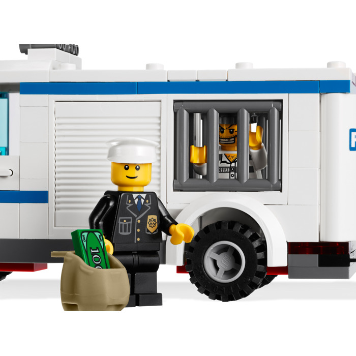 Lego Prisoner Transport Set 7286 Brick Owl Lego Marketplace