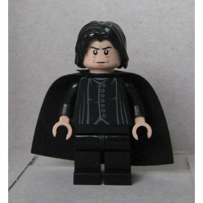 Voice Of Severus Snape - Harry Potter | Behind The Voice ... |Lego Harry Potter Snape