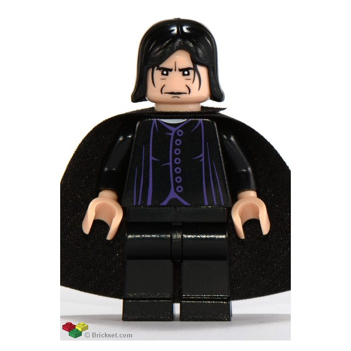 NEW LEGO SNAPE MINIFIG harry potter figure minifigure 4842 ... |Lego Harry Potter Snape