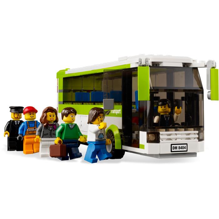 Lego Public Transport Station Set 8404 Brick Owl Lego Marketplace