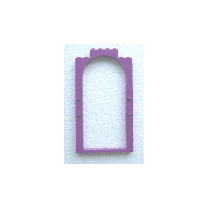 LEGO Purple Door Frame 1 x 8 x 12 (33227) | Brick Owl - LEGO Marketplace