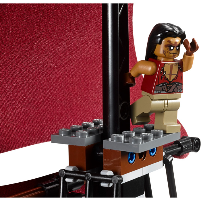 LEGO Queen Anne's Revenge Set 4195   Brick Owl - LEGO ...