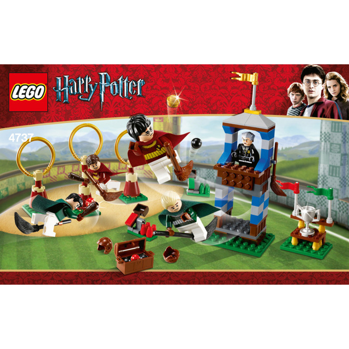 LEGO Quidditch Match Set 4737 Instructions   Brick Owl ...